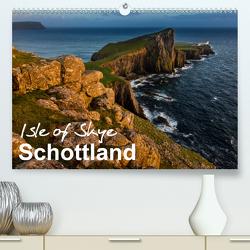 Schottland – Isle of Skye (Premium, hochwertiger DIN A2 Wandkalender 2021, Kunstdruck in Hochglanz) von BÖHME,  Ferry