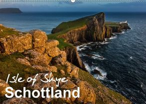 Schottland – Isle of Skye (Wandkalender 2018 DIN A2 quer) von BÖHME,  Ferry