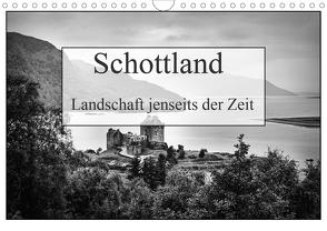 Schottland – Landschaft jenseits der Zeit (Wandkalender 2021 DIN A4 quer) von Gräf,  Ulrich