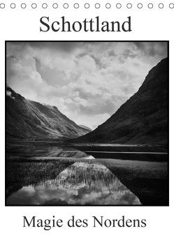 Schottland Magie des Nordens (Tischkalender 2020 DIN A5 hoch) von Gräf,  Ulrich