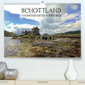 Schottland – magischen Orten auf der Spur (Premium, hochwertiger DIN A2 Wandkalender 2020, Kunstdruck in Hochglanz) von Winter,  Alexandra