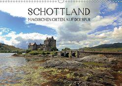 Schottland – magischen Orten auf der Spur (Wandkalender 2018 DIN A3 quer) von Winter,  Alexandra