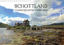 Schottland – magischen Orten auf der Spur (Wandkalender 2021 DIN A4 quer) von Winter,  Alexandra