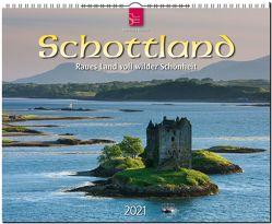 Schottland – Raues Land voll wilder Schönheit von Krinitz,  Hartmut