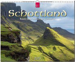 Schottland – Raues Land voll wilder Schönheit von Raach,  Karl-Heinz