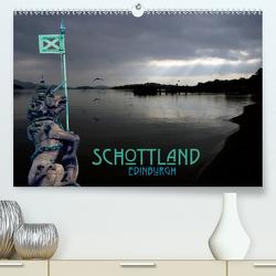 Schottland und Edinburgh (Premium, hochwertiger DIN A2 Wandkalender 2020, Kunstdruck in Hochglanz) von Schaefer,  Peter