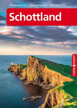 Schottland – VISTA POINT Reiseführer A bis Z von Hart,  Simon, Nielitz-Hart,  Lilly