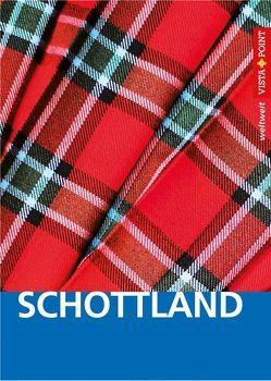 Schottland – VISTA POINT Reiseführer weltweit von Hart,  Simon, Nielitz-Hart,  Lilly