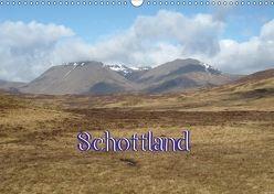 Schottland (Wandkalender 2018 DIN A3 quer) von ~bwd~,  k.A.