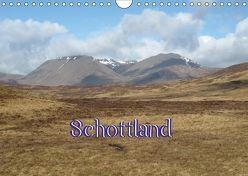 Schottland (Wandkalender 2018 DIN A4 quer) von ~bwd~,  k.A.