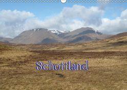 Schottland (Wandkalender 2019 DIN A3 quer)