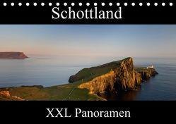 Schottland – XXL Panoramen (Tischkalender 2018 DIN A5 quer) von Schonnop,  Juergen