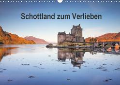 Schottland zum Verlieben (Wandkalender 2019 DIN A3 quer) von Berger,  Anne