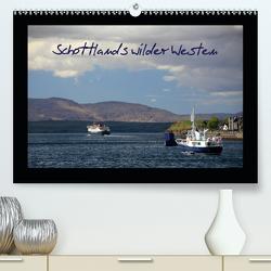 Schottlands wilder Westen (Premium, hochwertiger DIN A2 Wandkalender 2021, Kunstdruck in Hochglanz) von Beyer,  Hans-Georg