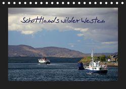 Schottlands wilder Westen (Tischkalender 2019 DIN A5 quer) von Beyer,  Hans-Georg