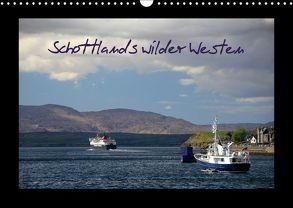 Schottlands wilder Westen (Wandkalender 2018 DIN A3 quer) von Beyer,  Hans-Georg