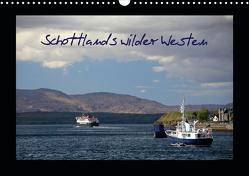 Schottlands wilder Westen (Wandkalender 2021 DIN A3 quer) von Beyer,  Hans-Georg
