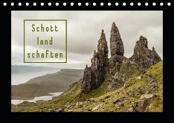 Schottlandschaften (Tischkalender 2020 DIN A5 quer) von Limmer,  Markus
