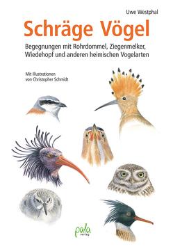 Schräge Vögel von Schmidt,  Christopher, Westphal,  Uwe