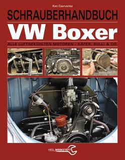 Schrauberhandbuch VW-Boxer von Cservenka,  Ken