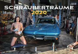 Schrauberträume 2020 von Lutzebäck,  Frank