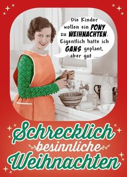 Schrecklich besinnliche Weihnachten von Verlag,  Riva