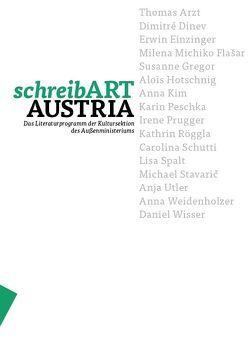 schreibART AUSTRIA von Indjein,  Teresa, Krauss-Nussbaumer,  Ulla