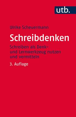 Schreibdenken von Scheuermann,  Ulrike