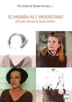 SCHREIBEN ALS WIDERSTAND von Janke, Pia, Kovacs, Teresa