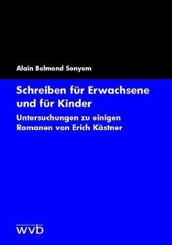 Schreiben für Erwachsene und für Kinder von Sonyem,  Alain Belmond