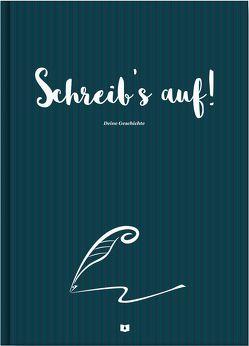 Schreib's auf von Güthler,  Peter