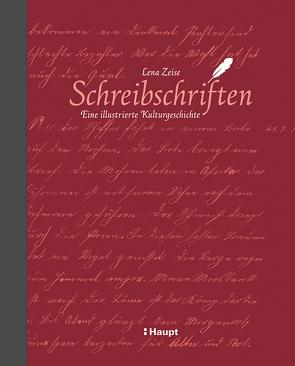 Schreibschriften von Zeise,  Lena