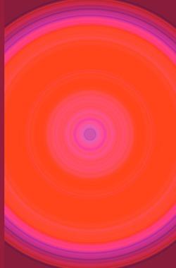 """Schreibwandel Notizbuch mit Reim-Affirmation """"Tat-Kraft-Wert"""" (Mandala rot) von Designs,  Schreibwandel, Lisann,  Melina"""