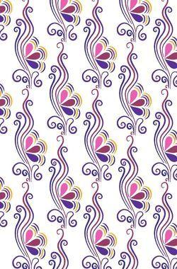 """Schreibwandel Notizbuch """"Spiralmuster weiß"""" von Designs,  Schreibwandel, Lisann,  Melina"""