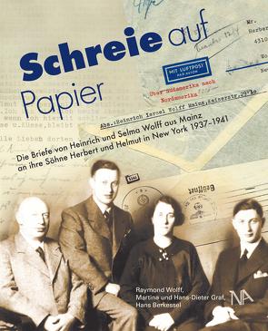 Schreie auf Papier von Berkessel,  Hans, Graf,  Hans-Dieter, Graf,  Martina, Wolff,  Raymond