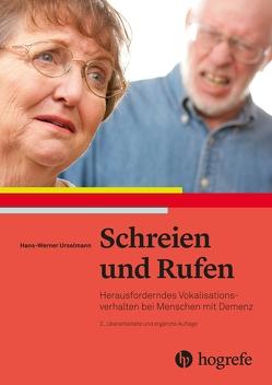 Schreien und Rufen von Urselmann,  Hans–Werner