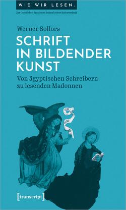 Schrift in bildender Kunst von Sollors,  Werner