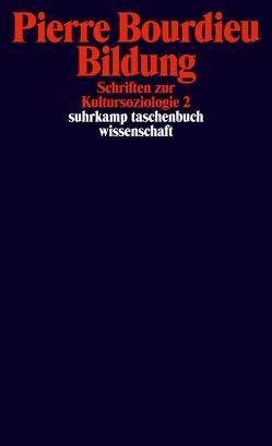 Schriften von Bourdieu,  Pierre, Egger,  Stephan, Rieger-Ladich,  Markus, Schultheis,  Franz