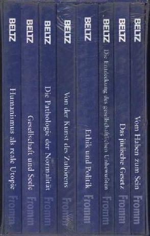 Schriften aus dem Nachlass von Fromm,  Erich, Funk,  Rainer