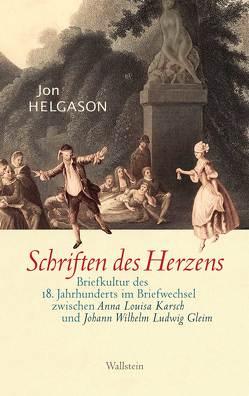 Schriften des Herzens von Helgason,  Jon, Mohnike,  Jana