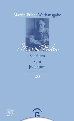 Schriften zum Judentum von Buber,  Martin, Fishbane,  Michael, Mendes-Flohr,  Paul