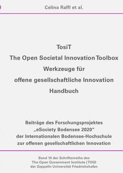 Schriftenreihe des The Open Government Institute | TOGI der Zeppelin… / TosiT von von Lucke,  Jörn