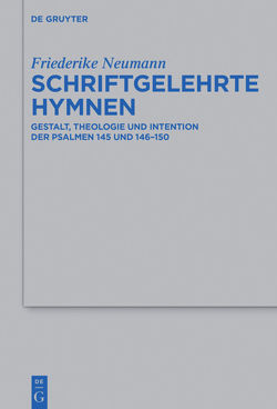 Schriftgelehrte Hymnen von Neumann,  Friederike