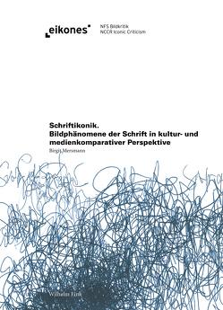 Schriftikonik von Mersmann,  Birgit