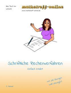Schriftliche Rechenverfahren von Hensel,  Christian