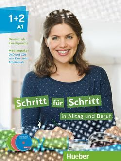 Schritt für Schritt in Alltag und Beruf 1+2 von Niebisch,  Daniela, Penning-Hiemstra,  Sylvette, Specht,  Franz, Weers,  Dörte