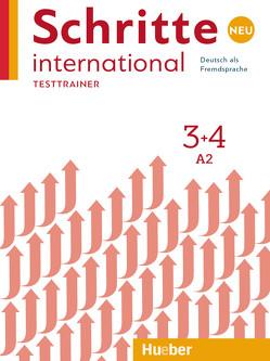 Schritte international Neu 3+4 von Buchwald-Wargenau,  Isabel, Giersberg,  Dagmar