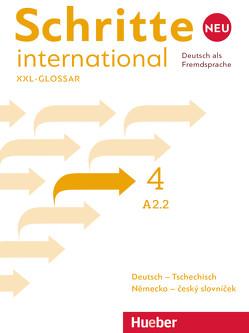 Schritte international Neu 4 von Hueber Verlag GmbH & Co. KG, Rykalová,  Gabriela