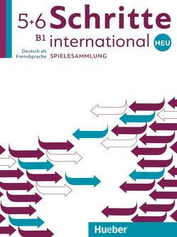 Schritte international Neu 5+6 von Klepsch,  Cornelia