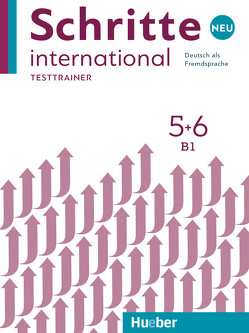 Schritte international Neu 5+6 von Buchwald-Wargenau,  Isabel, Giersberg,  Dagmar